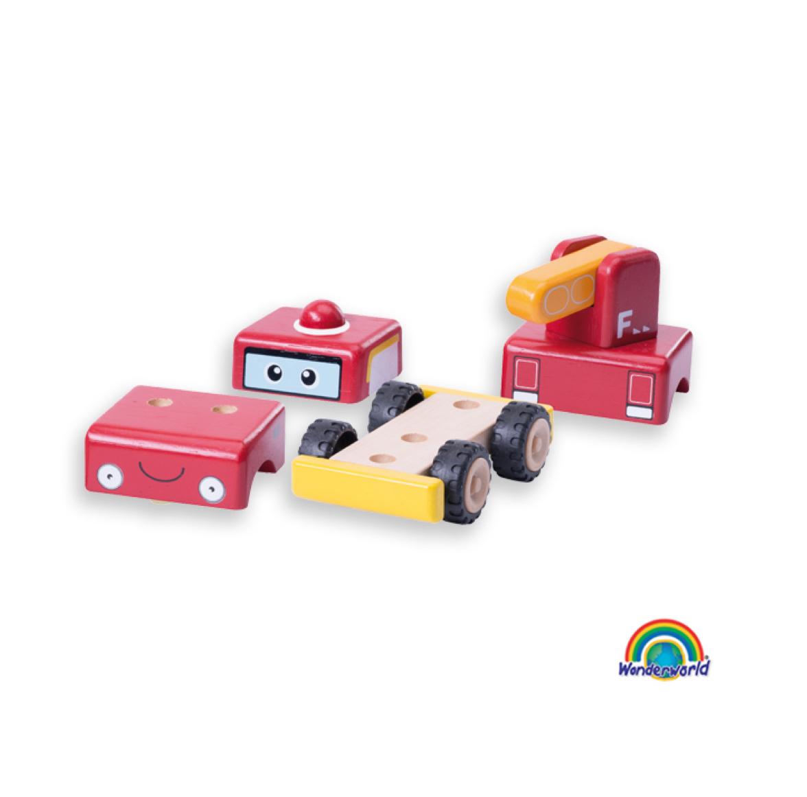 construye-un-camion-de-bomberos-de-wonderworld-en-el-mundo-de-mico-2
