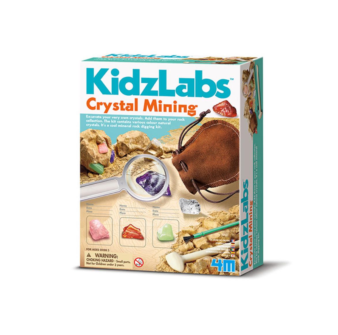 kit-de-minerales-crystal-mining-de-4m-en-el-mundo-de-mico