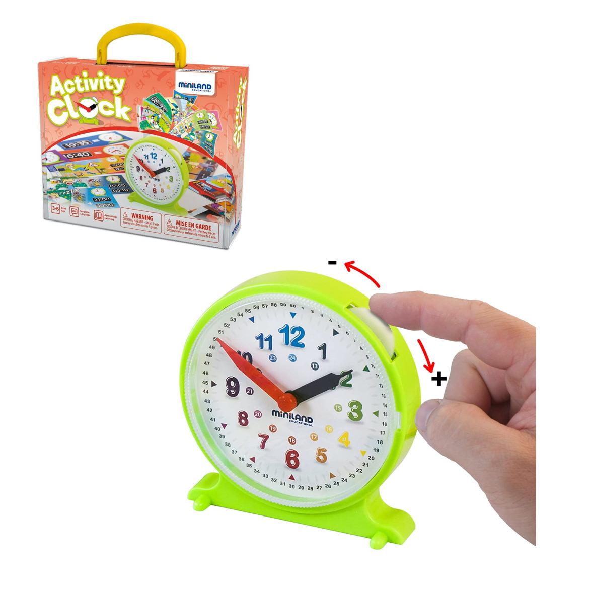 reloj-con-actividades-miniland-el-mundo-de-mico