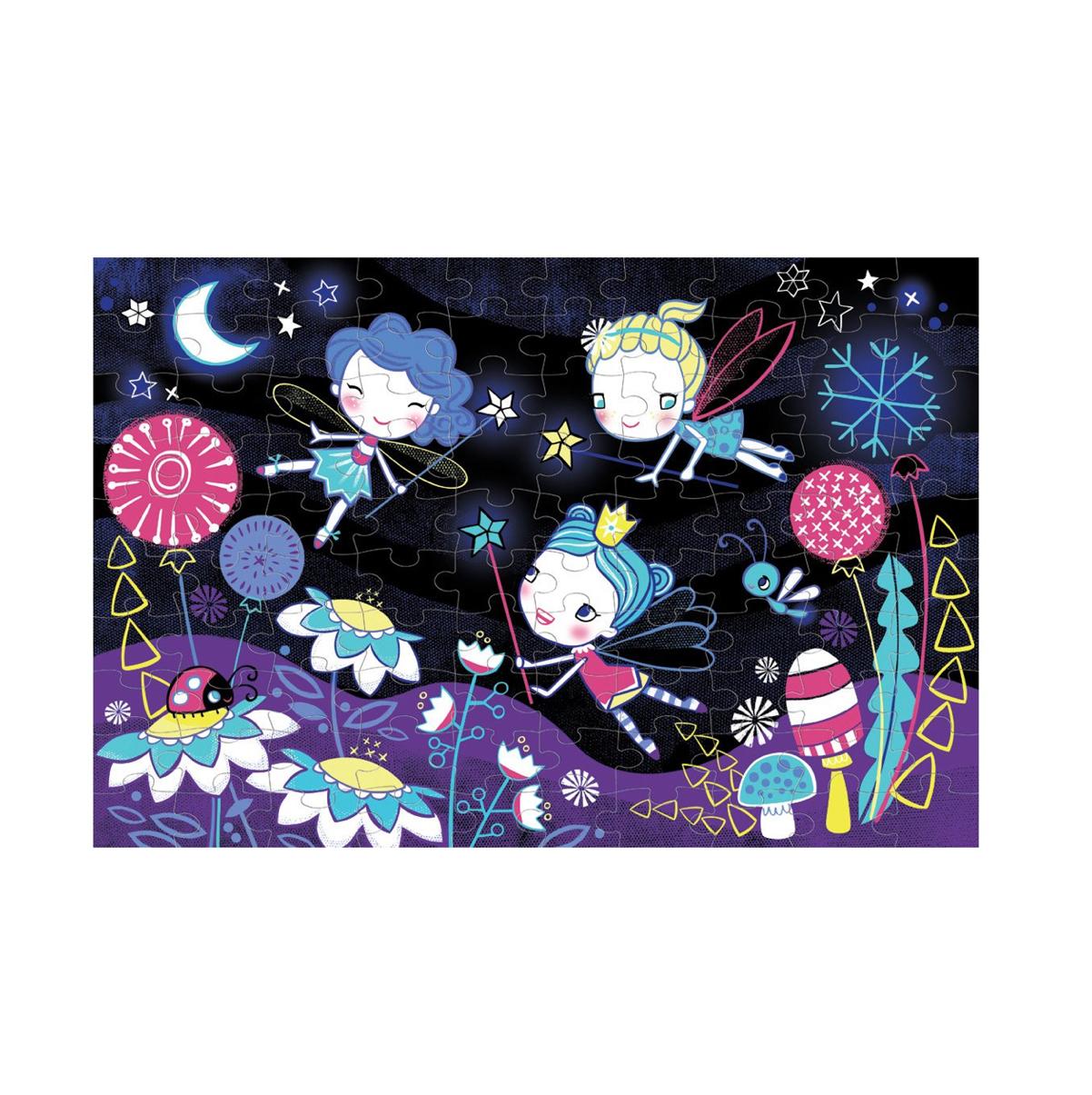 puzzle-glow-in-the-dark-fairys-de-mudpuppy-en-el-mundo-de-mico