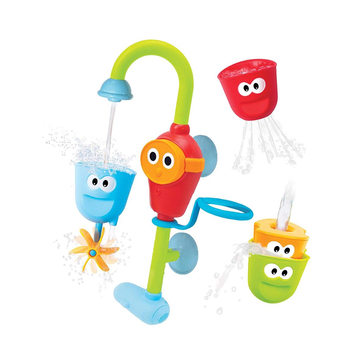 grifo-y-vasitos-divertidos-yookidoo-el-mundo-de-mico