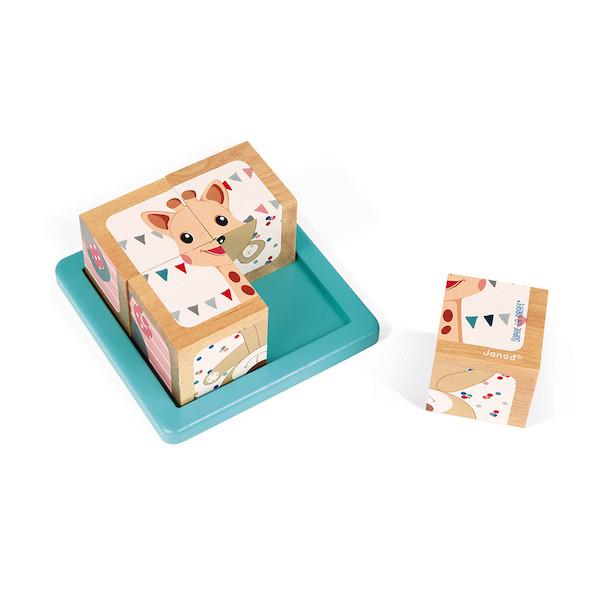 puzzle-cubos-sophie-la-girafe2