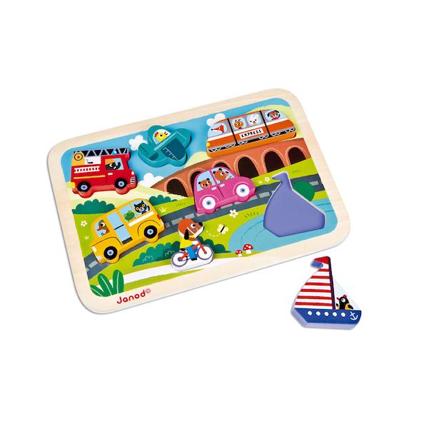 puzzle-vehiculos-janod-el-mundo-de-mico