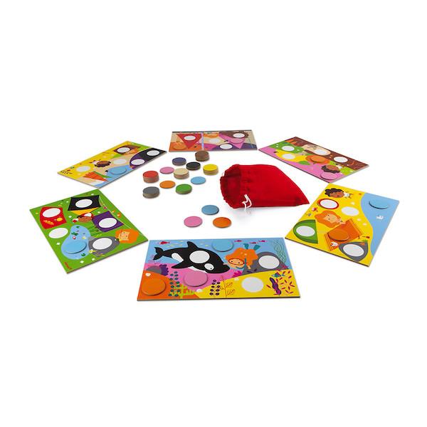 juego-de-correspondencias-bingo-color