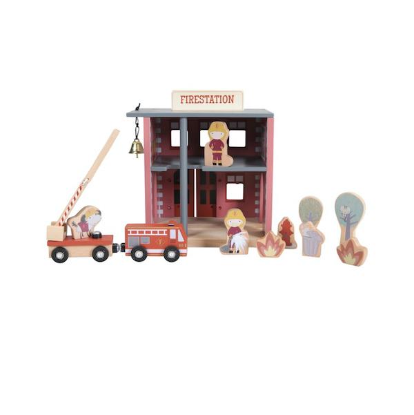 estacion-de-bomberos-sistema-de-trenes-little-dutch